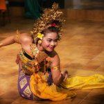バリ島の伝統舞踊