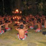 バリ島の舞踊~ケチャダンス~